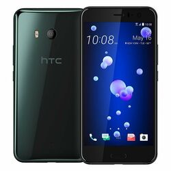 HTC U11, 64GB, Dual Sim, Black