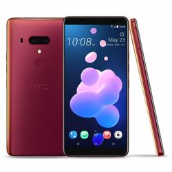 HTC U12+, Dual Sim, 64GB, Flame Red