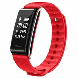 Huawei Color Band A2, multifunkčné hodinky, Red