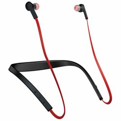 Jabra Halo Smart - Bluetooth Stereo Headset, Red