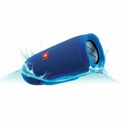 JBL Charge 3, prenosný bluetooth reproduktor, Blue