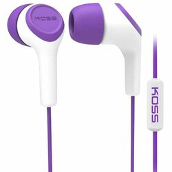 Koss KEB15i, purple
