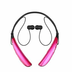 LG HBS-750 Tone Pro, Bluetooth Stereo Headset, Pink