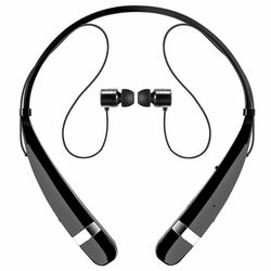 LG HBS-760 Tone Pro, Bluetooth Stereo Headset, Black