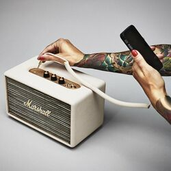 Marshall Acton Stereo Reprobedna 2x8W + 1x25W, Cream