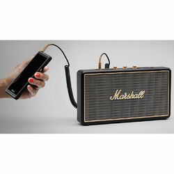 Marshall Stockwell Stereo Reprobedna 27W RMS, Black