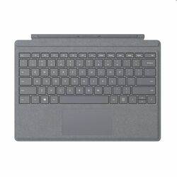 Microsoft Surface Pro Signature Type Cover EN, charcoal - Puzdro s klávesnicou