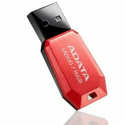 Miniatúrny USB kľuč A-DATA UV100, 32 GB, USB 2.0, Red