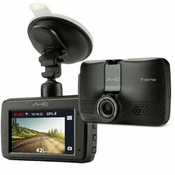 Mio MiVue 733 WiFi - Full 1080p HD kamera do auta s GPS