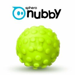 Nubby Cover pre Orbotix Sphero 2.0, Yellow