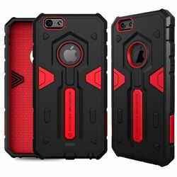 Odolné puzdro Nillkin Defender II pre Apple iPhone 7 a iPhone 8, Black/Red