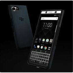 Originálne puzdro BlackBerry Dual Layer pre BlackBerry KEYone, Black/Blue
