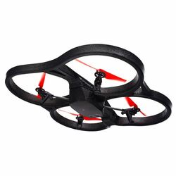 Parrot AR.Drone 2.0 Power Edition - kvadrikoptéra s HD kamerou, Red
