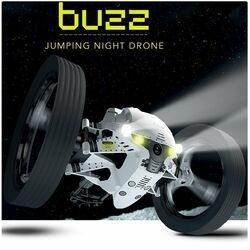 Parrot Jumping Night Drone, Buzz White