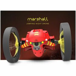 Parrot Jumping Night Drone, Marshall Red
