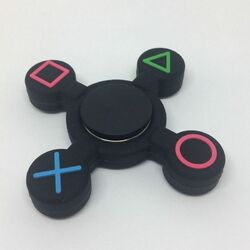 Playstation Fidget Spinner
