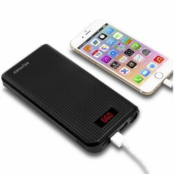 PowerBank iMyMax - 30 000 mAh, Black