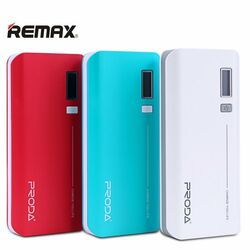 PowerBank REMAX Jane AA-1062 - 20 000 mAh, White