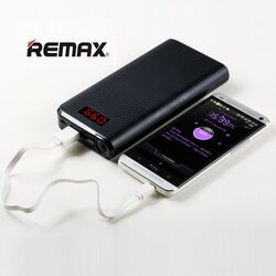 PowerBank Remax PRODA AA-1041 - 30 000 mAh, Black