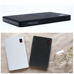 PowerBank Remax PRODA NOTEBOOK AA-1094 - 30 000 mAh, Black