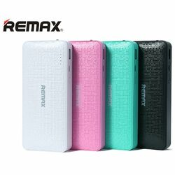 PowerBank Remax PRODA PURE,  - 10 000 mAh, White