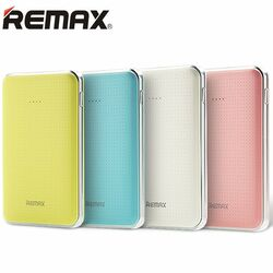 PowerBank Remax Tiger 5000 mAh, Blue