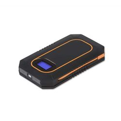 PowerBank Xtorm Lava Solar, 6 000 mAh, Black/Orange