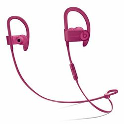 Powerbeats3 Wireless Earphones - Neighbourhood Collection, brick red