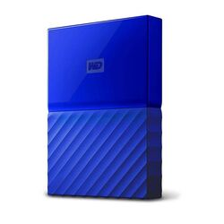 Prenosný HDD Western Digital My Passport 2,5