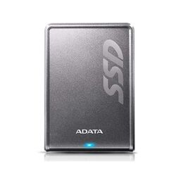 Prenosný SSD A-DATA SV620H, 512 GB, USB 3.1, Grey