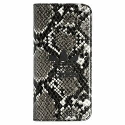 Puzdro Adidas Originals - Booklet pre Apple iPhone 6 a Apple iPhone 6S, Snake Black