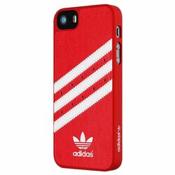 Puzdro Adidas Originals, Moulded pre Apple iPhone 5 a Apple iPhone 5S, Switz