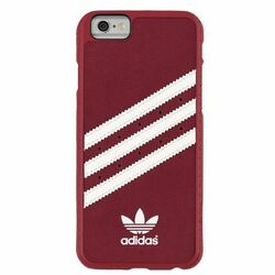 Puzdro Adidas Originals - Moulded pre Apple iPhone 6 a Apple iPhone 6S, Red/White