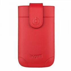 Puzdro Bugatti SlimCase London Universal Size ML, red