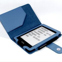 Puzdro C-tech Protect AKC-06 pre Amazon Kindle Paperwhite 1/2/3, Blue