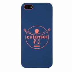 Puzdro Chiemsee KONGUR pre Apple iPhone 5, 5S a SE, Dark Blue