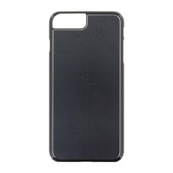 Puzdro Guess 4G Aluminium pre Apple iPhone 7 Plus, Black
