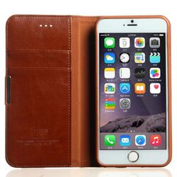 Puzdro Kalaideng ROYALE II pre Apple iPhone 6 Plus a 6S Plus, Brown