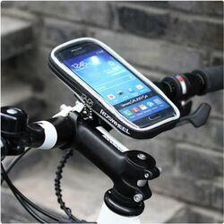 Puzdro na bicykel RosWheel pre Apple iPhone 4, Apple iPhone 4S