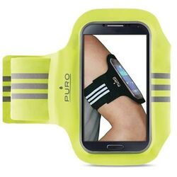 Puzdro na rameno PURO pre Apple iPhone 4, Apple iPhone 4S, Lime