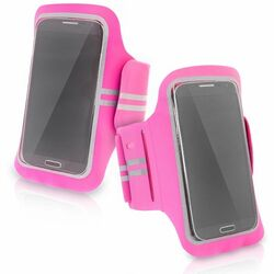 Puzdro na rameno SuperFit pre Alcatel One Touch Idol 6030D, Pink