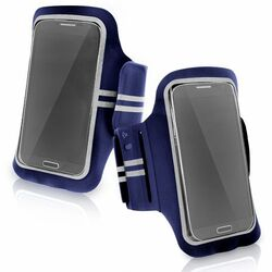 Puzdro na rameno SuperFit pre Alcatel One Touch Pop C7 - 7041D, Blue