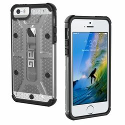 Puzdro UAG Composite Scout pre Apple iPhone 5, Apple iPhone 5S, Apple iPhone SE, Ice