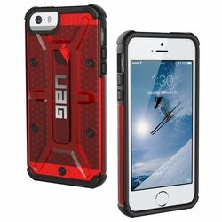 Puzdro UAG Composite Scout pre Apple iPhone 5, Apple iPhone 5S, Apple iPhone SE, Magma