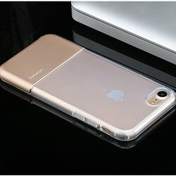 Puzdro USAMS Ease pre Apple iPhone 7, Gold