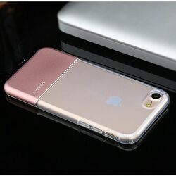 Puzdro USAMS Ease pre Apple iPhone 7, Rose Gold