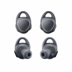 Samsung Gear IconX  - Bluetooth Stereo Headset + Tracker, Black