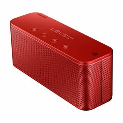 Samsung Level Box Mini EO-SG900, prenosný bluetooth reproduktor, Red - service box
