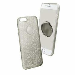 SBS Sparky Cover for iPhone 8/7 Plus, Silver