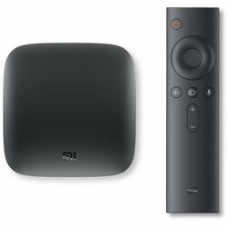 Xiaomi Mi Box 3 - 4K HDR, Android TV set-top-box, Black